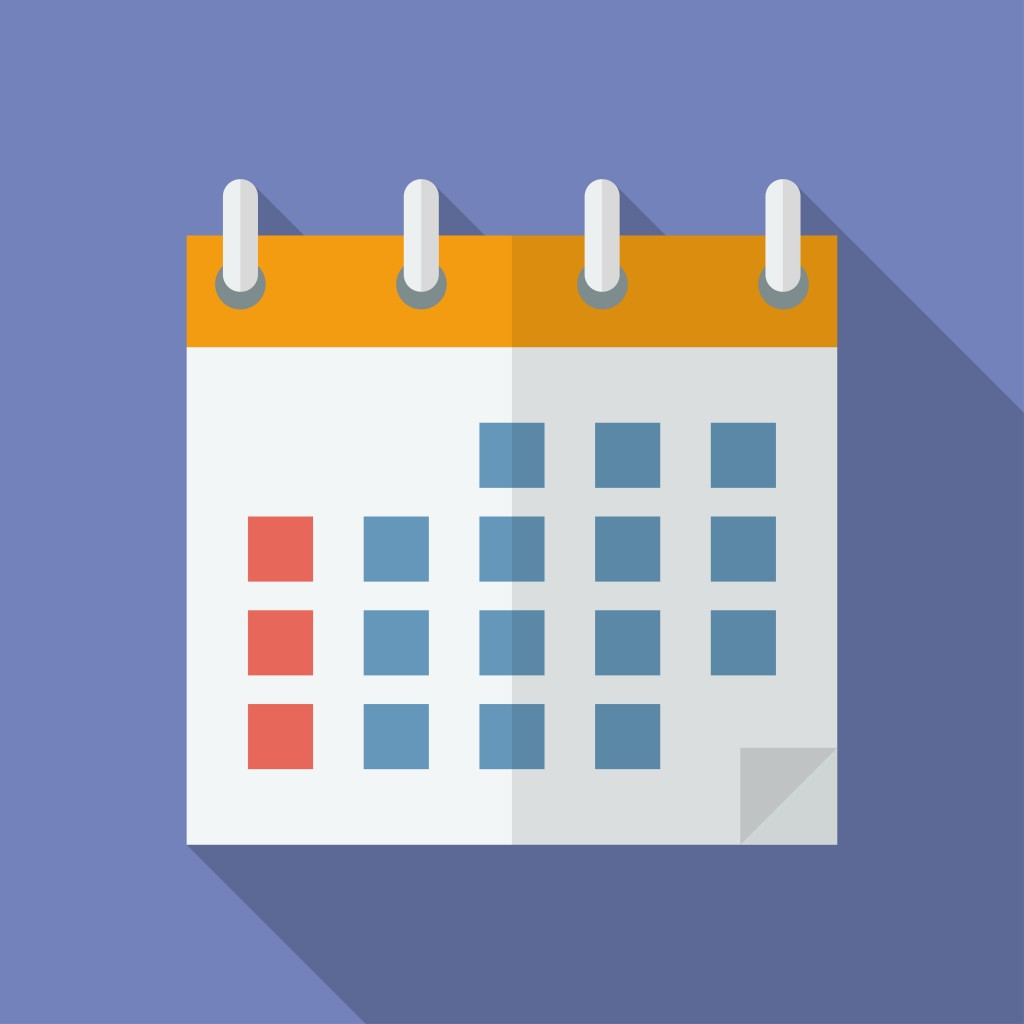 Accounting dates 2016