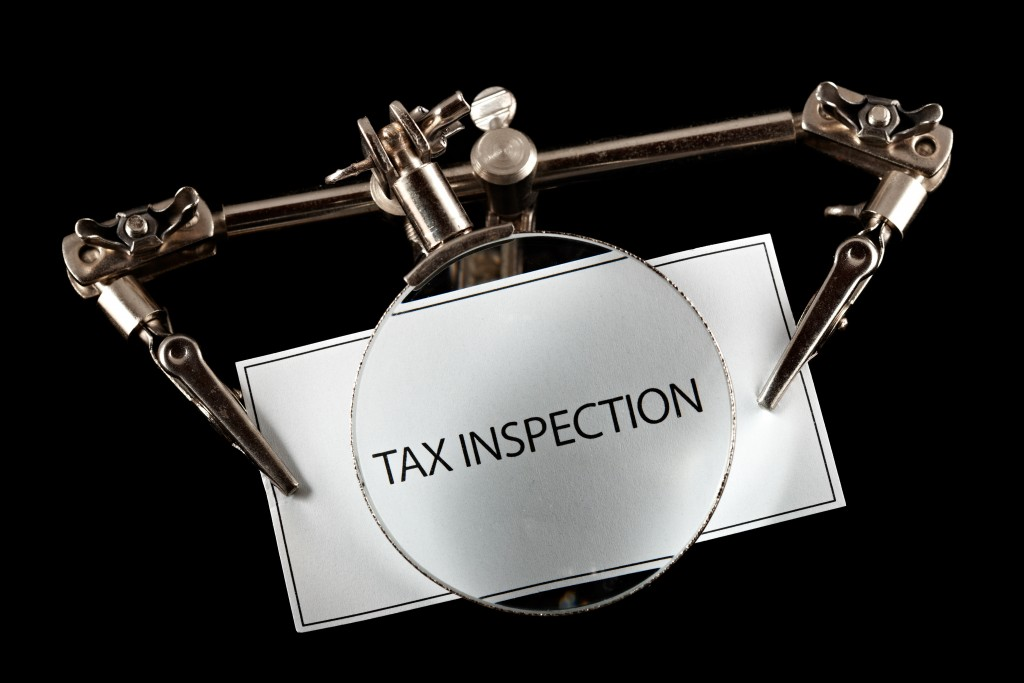 Triggers for Tax Inspection