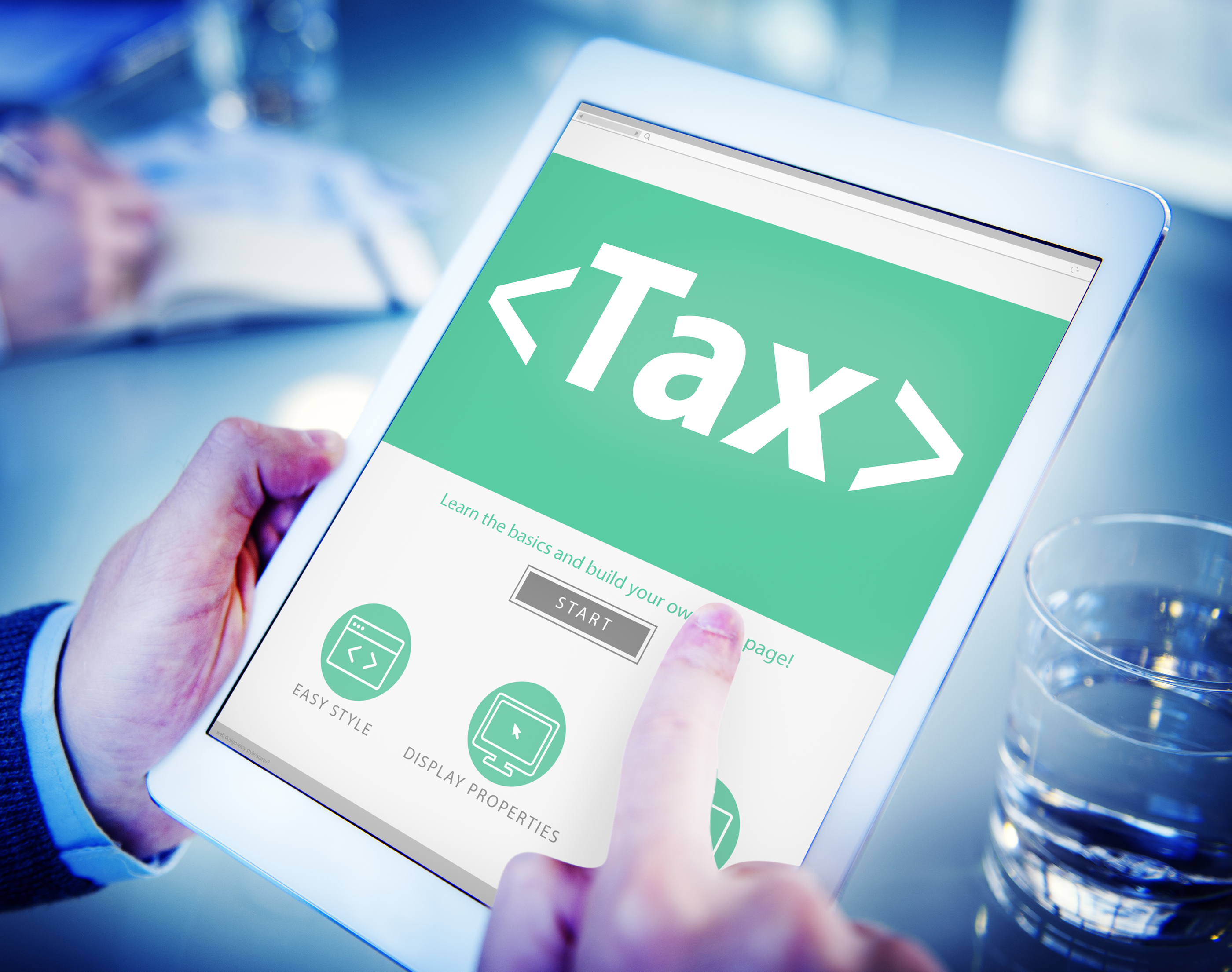 Digital Online Tax Payment