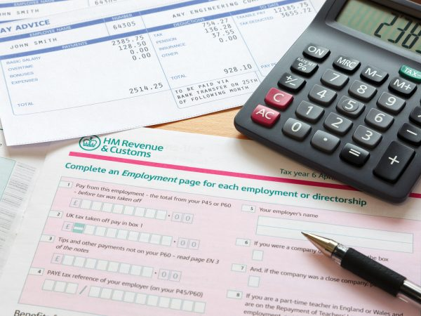 File Your Self-Assessment Tax Return