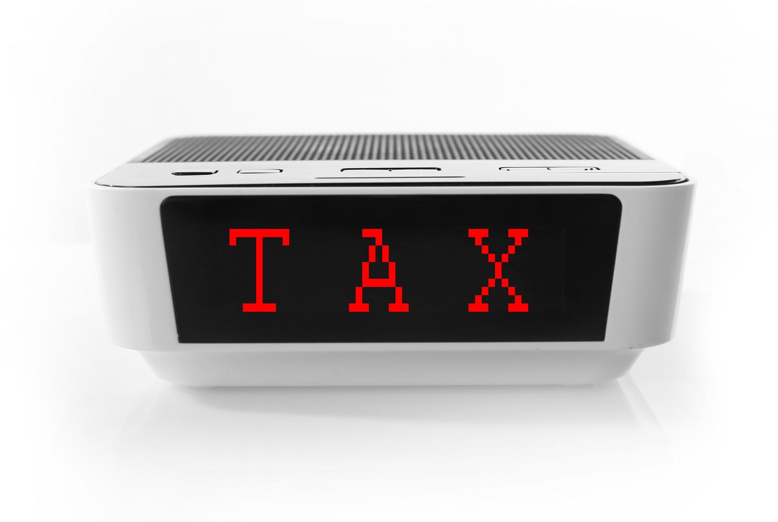 Digitising Tax