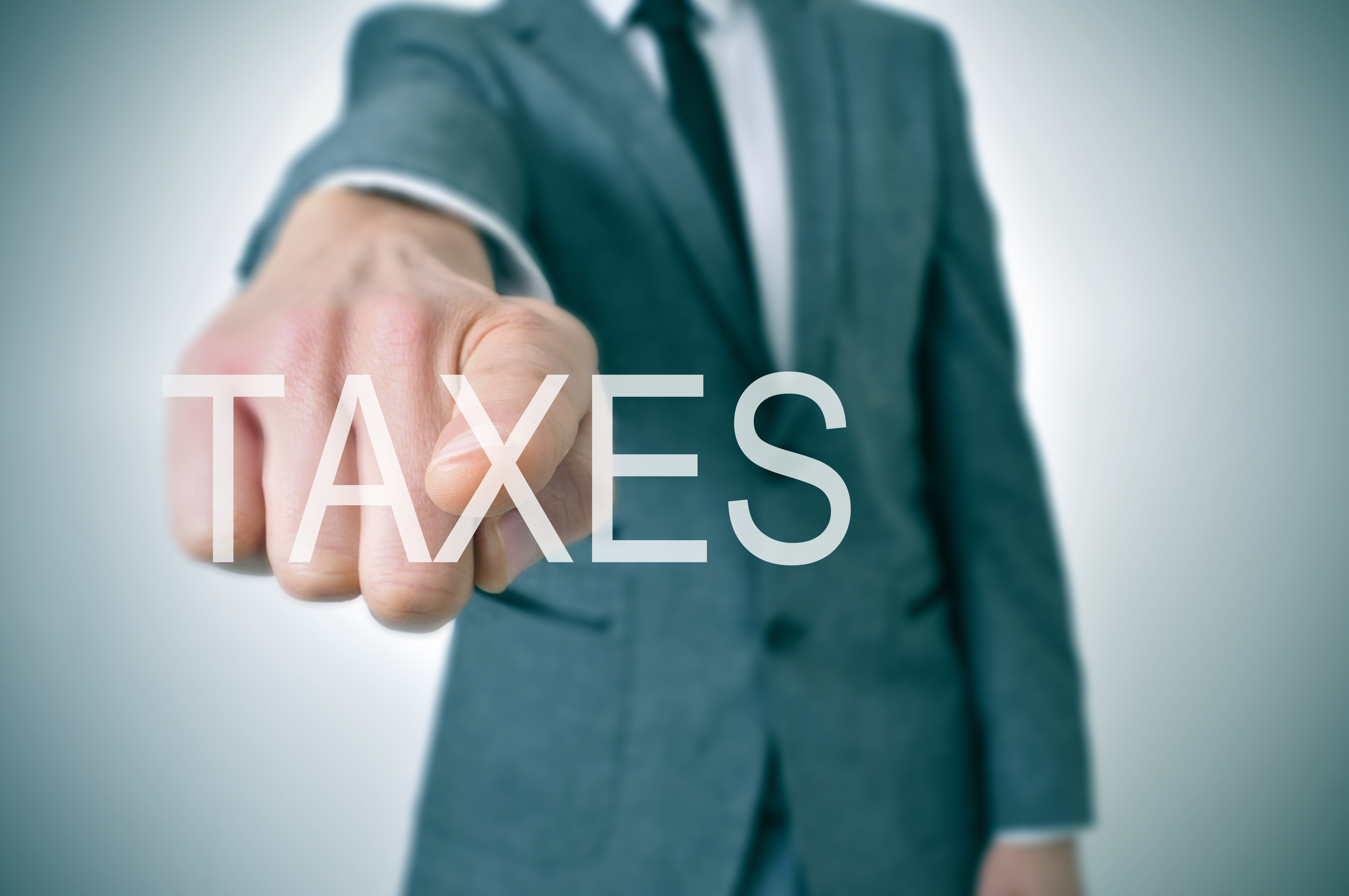 Paying tax on an inherited property