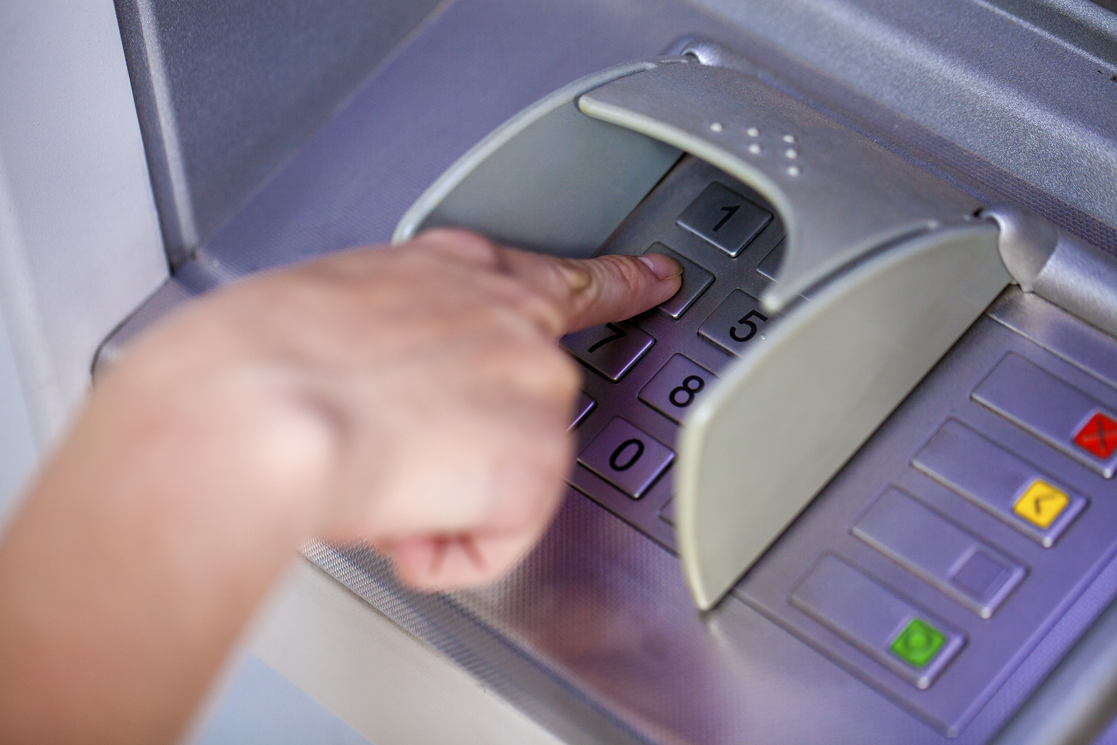 How Close Is Your Nearest Cashpoint