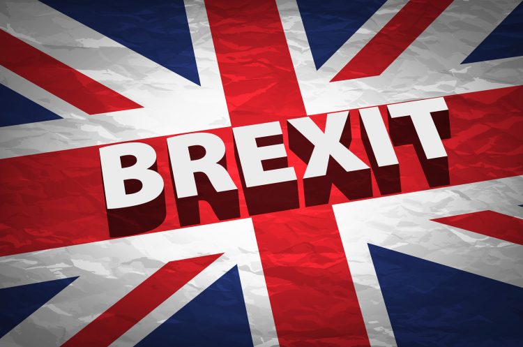 United Kingdom Exit From Europe Relative Image. Brexit Named Pol