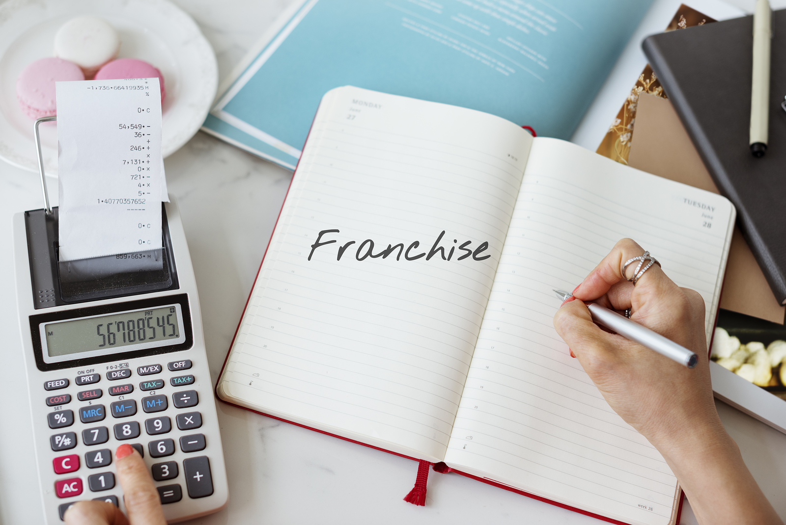 Should you really buy that franchise?
