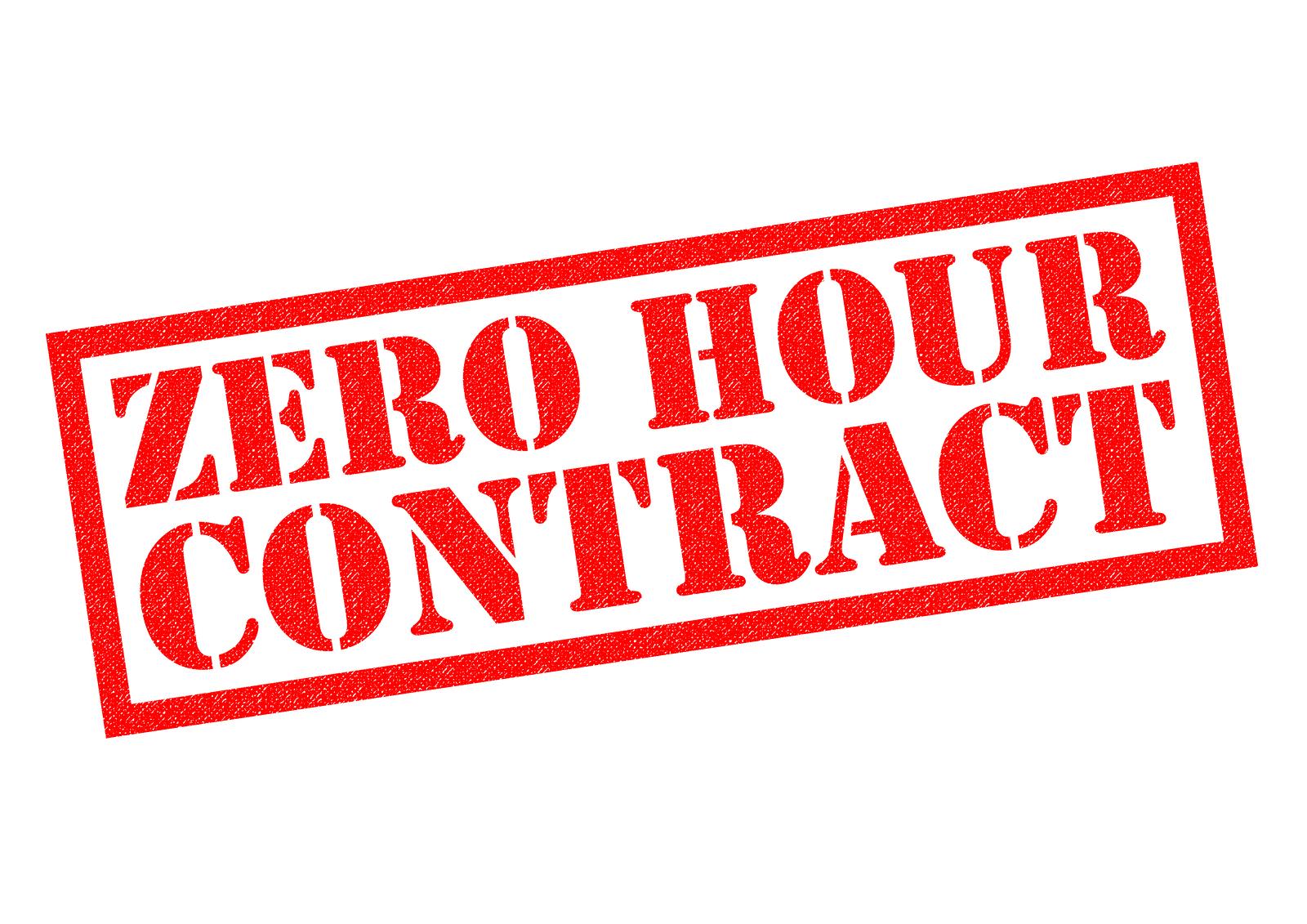 Zero Hour Contracts Rose