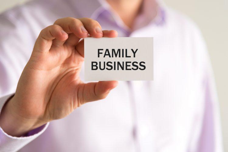 Family Run Businesses