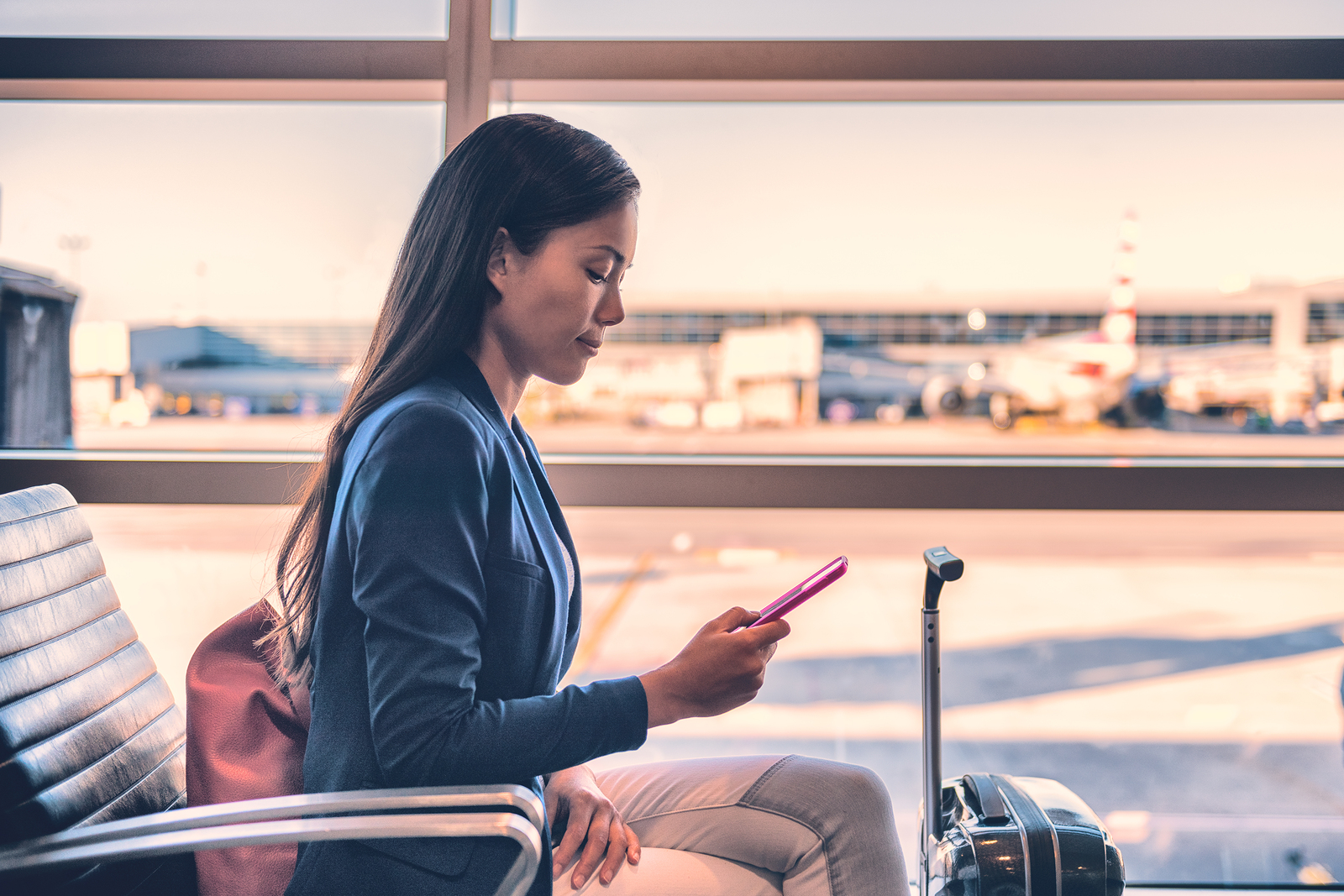 Stay Connected to Your Business While Travelling