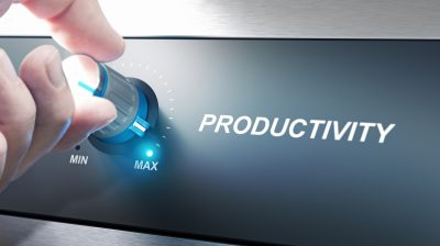 Funding for Productivity-Boosting Projects